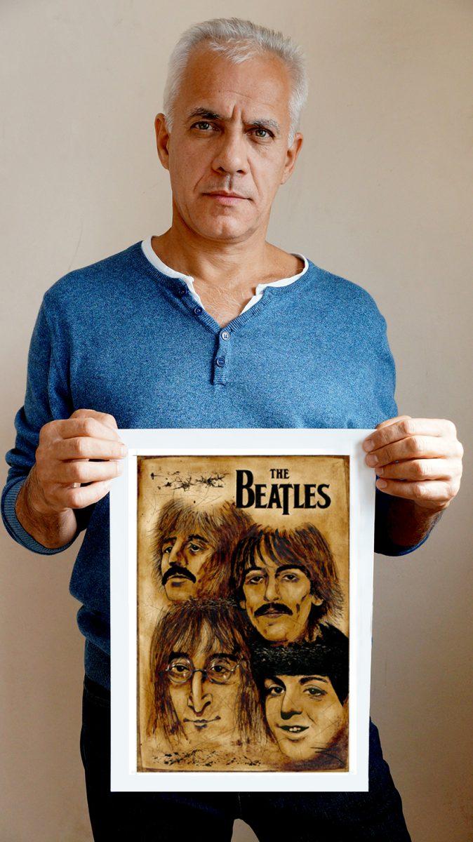"""You are currently viewing """"Come Together – Eine malerische Sicht auf die Welt der Beatles"""""""